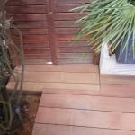 Terrasse bois sur plots La Baule Guérande Saint Nazaire
