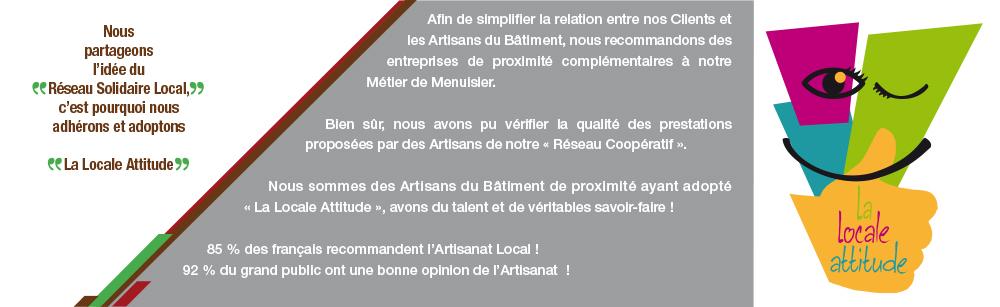 Locale Attitude Pornichet La Baule Guérande